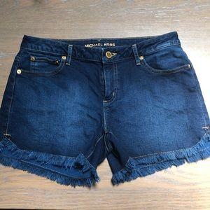 Michael Kors Jean shorts.